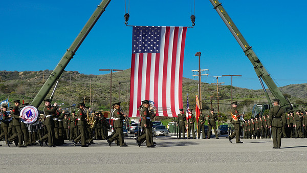 Change of Command - 3rd Battalion/5th Marines