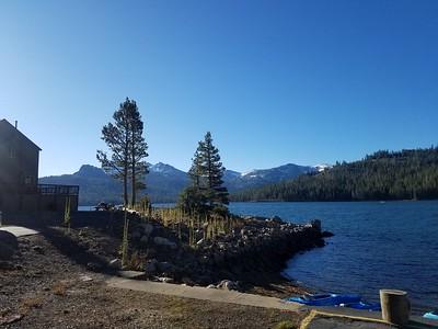 Caples Lake / Lake Tahoe ~ September 26-28, 2017