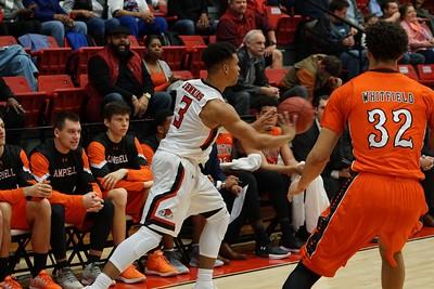 Men's Basketball VS Campbell