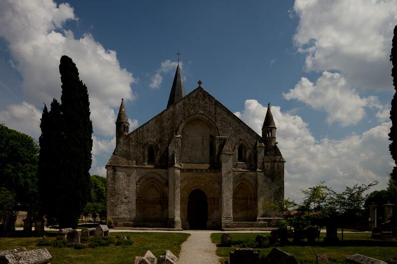 Aulnay-de-Saintonge Abbey