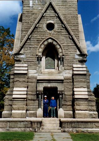 Saratoga Battle Monument