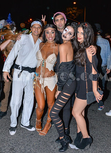 West Hollywood Holloween Street Party