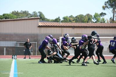 Ventura Packers Midget Black #3