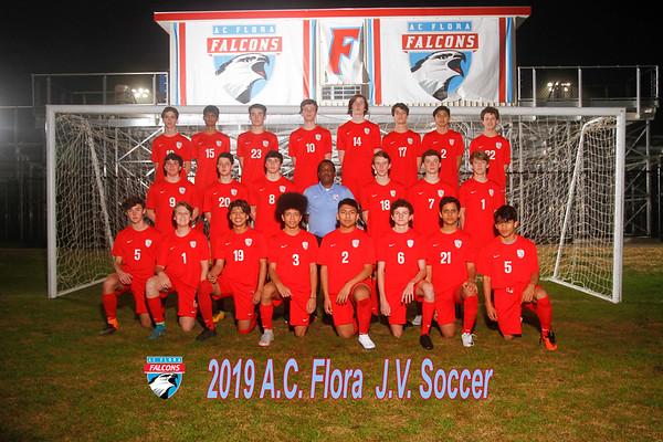 2019 Boys Soccer  JV