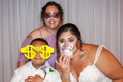 2019.04.06 - Jessica and Nick's Photo Booth Photo's, Plantation Golf and Country Club, Venice, FL