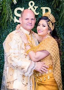 Rana & Sean Wedding:  August 18, 2018