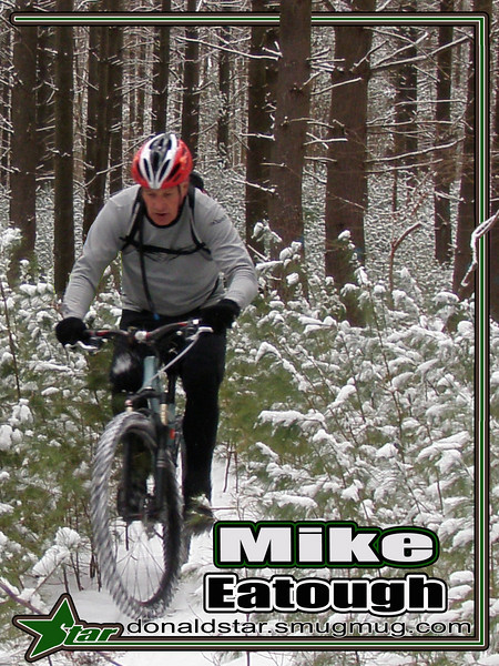 Pine Grove Forest - on a Trek 69er.... Mike a former World Champion and all around great guy!