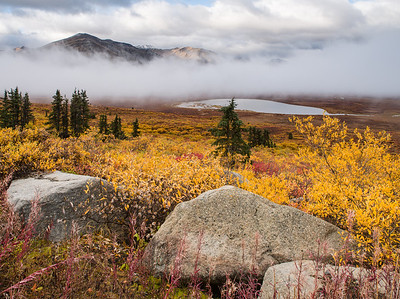 Dempster Highway Landscapes