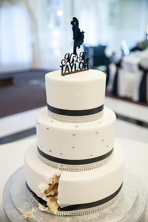 Taylor Wedding Day