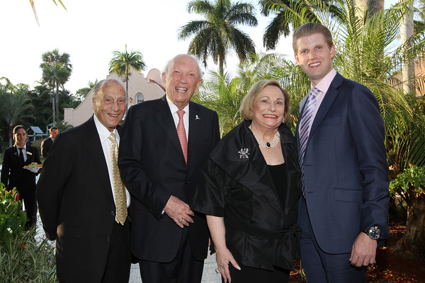 Eric Trump's Event for Saint Jude - Mar A Lago, Palm Beach, Florida - October 17th, 2017