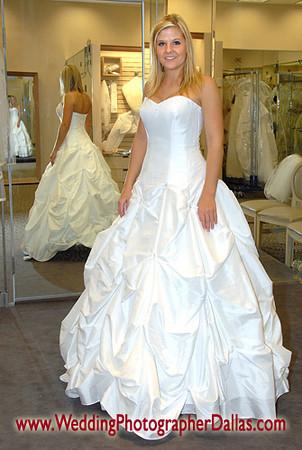 David's Bridal Dallas Wedding Photographer