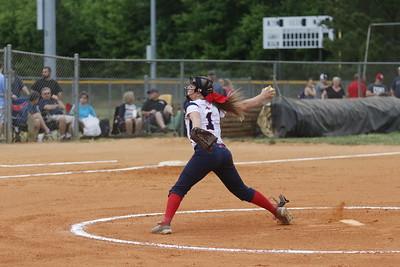 5/15/18 Providemce Grove vs Barlett Yancey softball