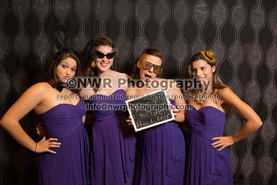 Deanna + Josh Wedding Photobooth