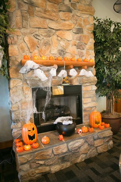 Recon Halloween Party