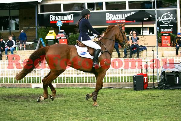 2014 09 29 Perth Royal Show ShowJumping Young Rider Table C
