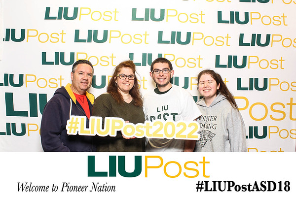 2018 Accepted Students Day Photobooth