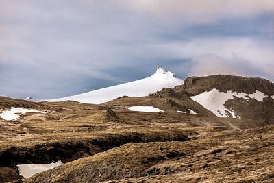 Mountains/Ice Caps