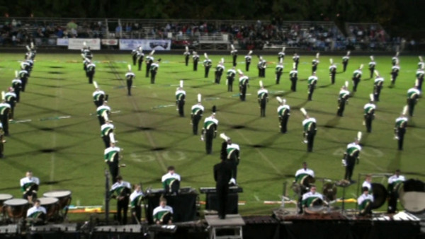2010-10-30: Cary Band Day Performances