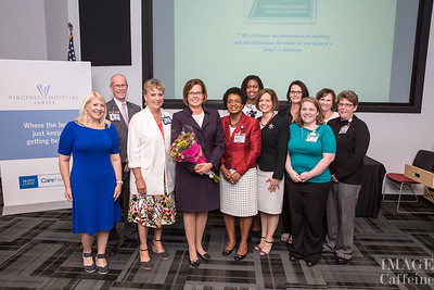The 2016 Friends of Nursing Award Ceremony and Reception