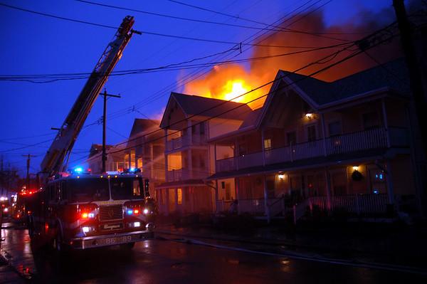 Ocean Grove Fire of 2010