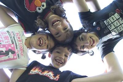 Yolanda and Family - 2005