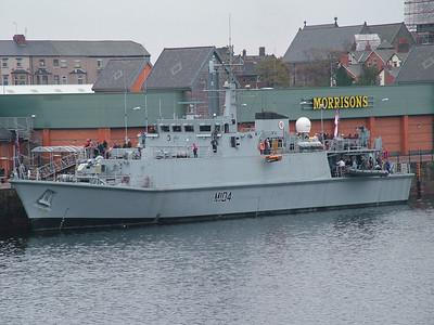 HMS Walney