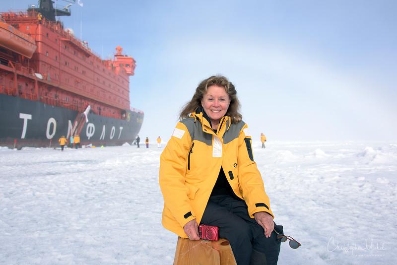Nancy Stephens at North Pole.jpg