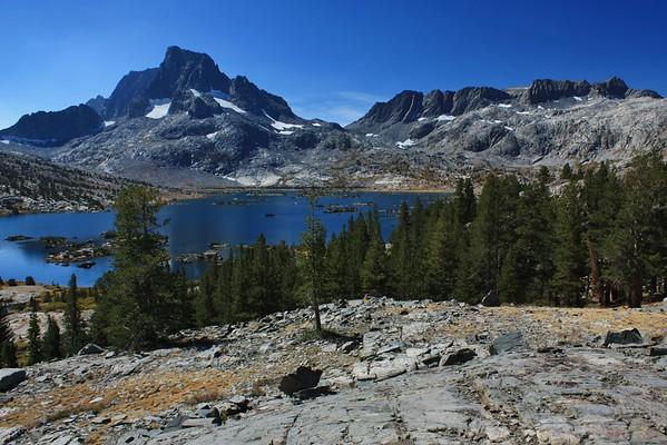 Thousand Island Lake - 2018-09-26