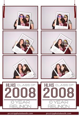 HLHS Reunion c/o 2008