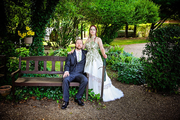 Alicia & Michael Wedding