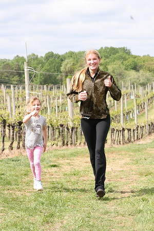 Run the Vineyards Mothers Day 5K 2021