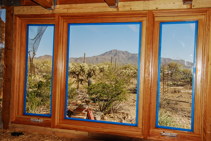 Window Frame Inside #3
