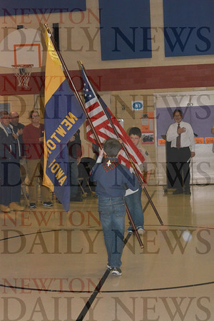 Aurora Heights Veterans Ceremony Nov. 9, 2018