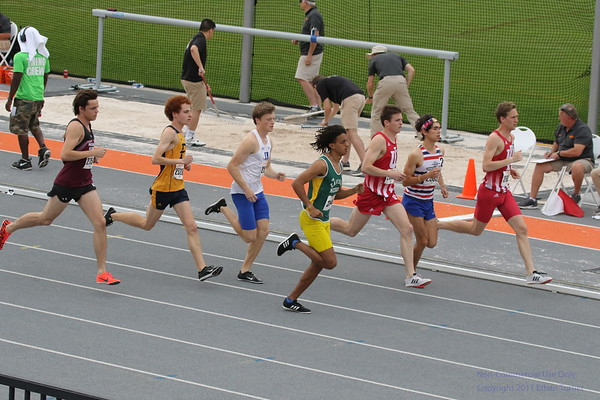 2019 Tennessee Relays - Men's Steeplechase