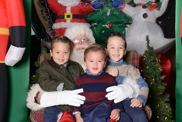 2014 Santa Photos