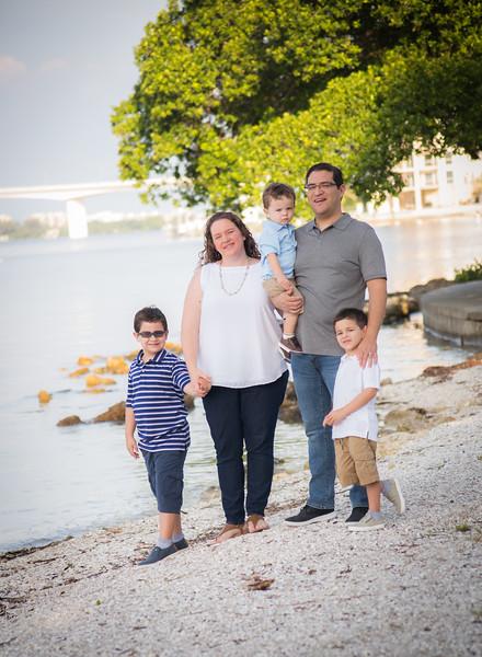 Verdoni Family | Bayfront Park