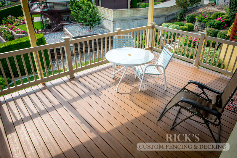 1201 - LifeStyle HDPE Composite Decking