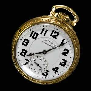 Hamilton Pocket Watches