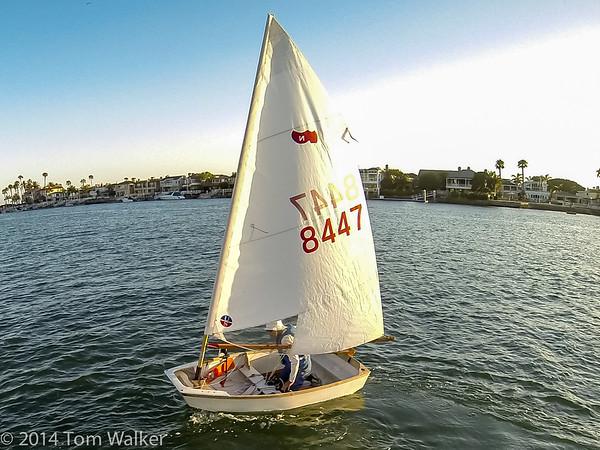 Balboa Yacht Club |  Twilight 6-19-14