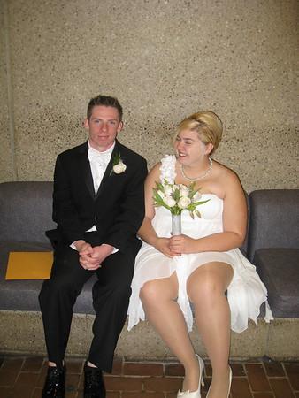Mr &Mrs Brindley