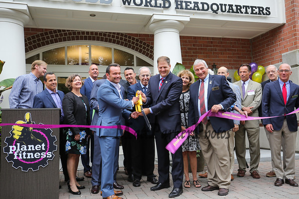 2017-7-27 Planet Fitness Grand Opening of World Headquarters