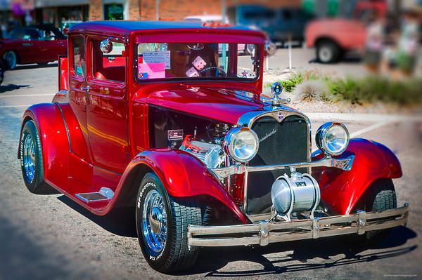 1928 Dodge 5 Window Coupe