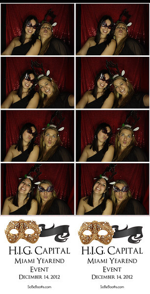 2012-12-14 HIG Capital Miami Yearend Event