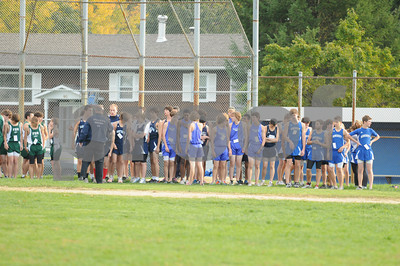 Boys & Girls at Wallkill - 10-20-10
