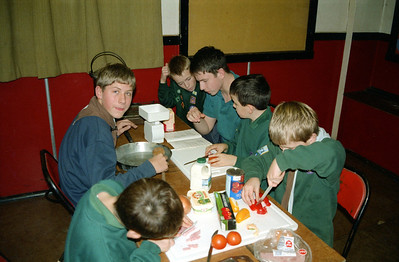 Scout Ready Steady Cook 2003