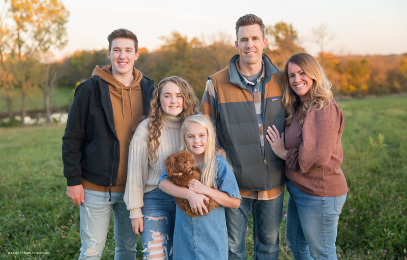 Russell Family Fall & Holidays 2019-20