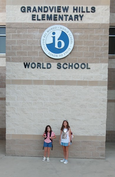 Faith and Kayla | 3rd and 5th | Grandview Hills Elementary School
