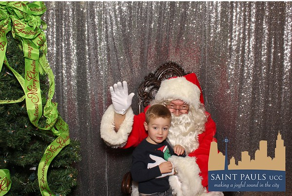 St. Paul Pictures with Santa (12/15/18)