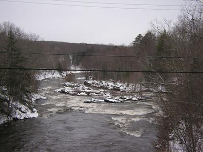 Shepaug R. - Roxbury Falls 2006-01-15