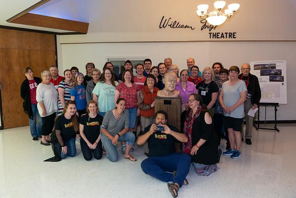 Inge 2019 Volunteers & Staff
